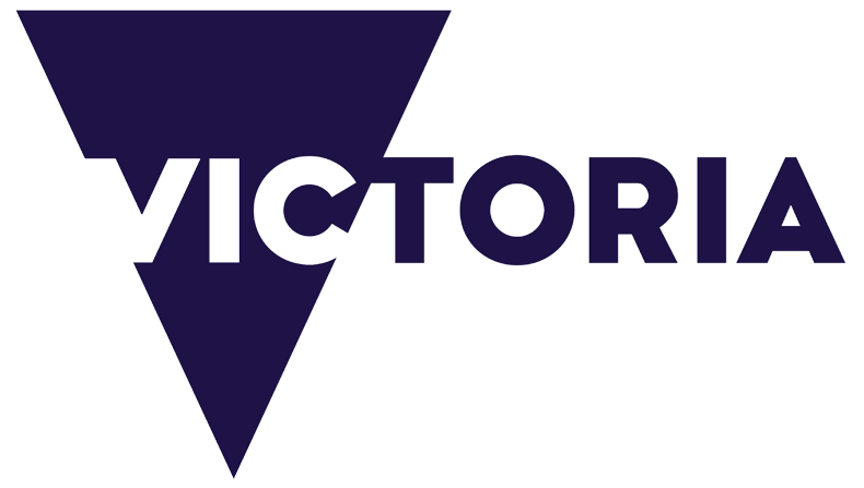 Victoria's new logo: A new look that will attract tourism and investment.