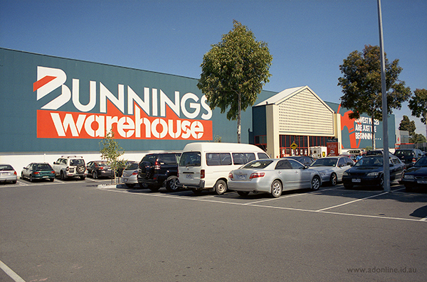 Competition in the 'large shed' hardware store industry sector was reduced after Bunnings purchased Hardwarehouse.