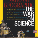The March 2015 cover of National Geographic magazine.