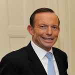Portrait of Tony Abbott