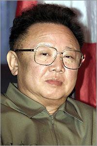 Portrait of Kim Jong-Il