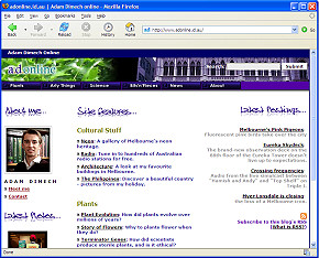 adonline.id.au website