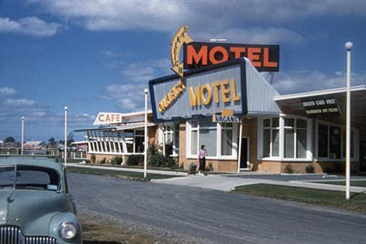 Historic Oakleigh Motel Reduced To Skerricks The Grapevine